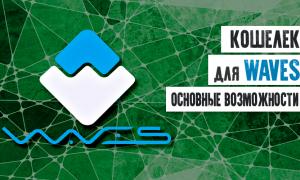 Инструкция для кошельков WAVES на русском: как создать для компьютера, регистрация и как скачать