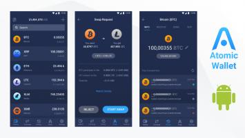 Как пользоваться приложением Atomic Wallet для Android