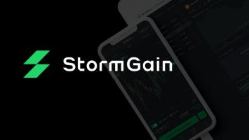 Обзор StormGain: криптовалютная торговая платформа для любого пользователя