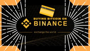 Как купить Bitcoin (BTC) на Binance с помощью кредитной карты?