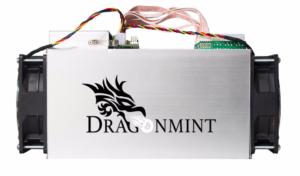 DragonMint 16t Asic от Halong Mining
