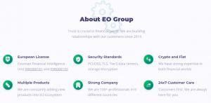 О компании EO Group