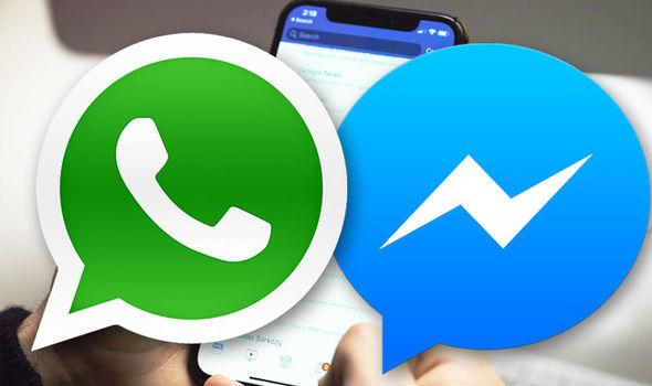 WhatsApp-v-Facebook-Messenger